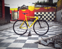 The Yellow #BATANTRAX Pursuit