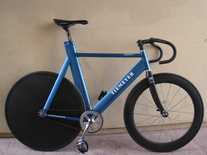 TIEMEYER PURSUIT TRACK bike photo