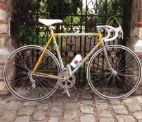 Tommasini racing with Campagnolo Victory