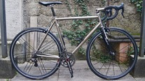 VAN NICHOLAS Chinook & 11s Campagnolo SR photo