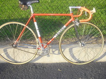 BASSO-PISTA-TRACK-FIXED GEAR-VINTAGE