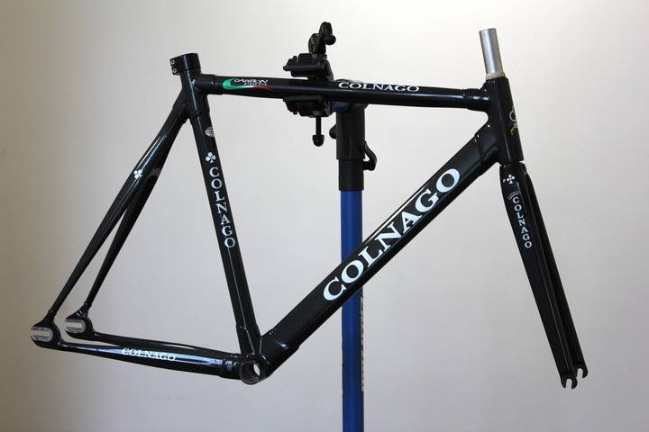 FS: COLNAGO C50 CARBON PISTA Track Frame Set Extremely Rare [PRICE ...