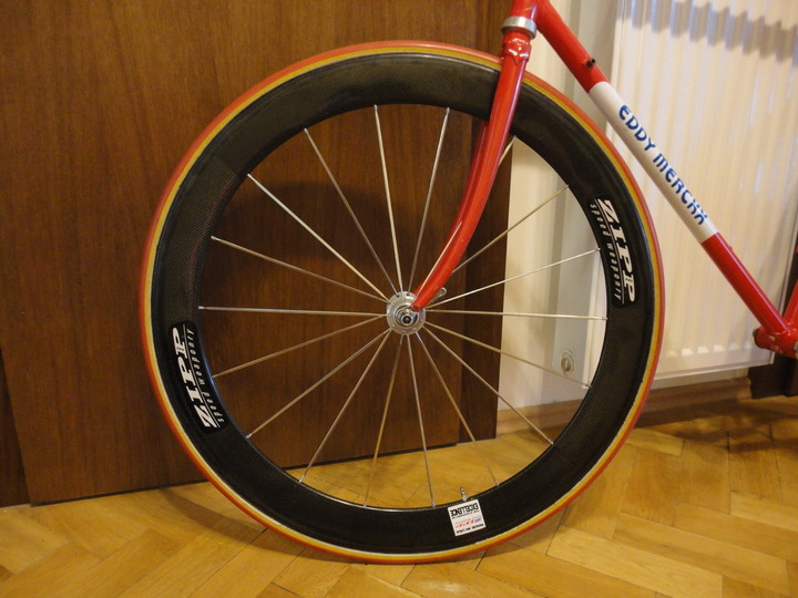 Wtb Zipp 440 Front Wheel Speed Weaponry Pedal Room
