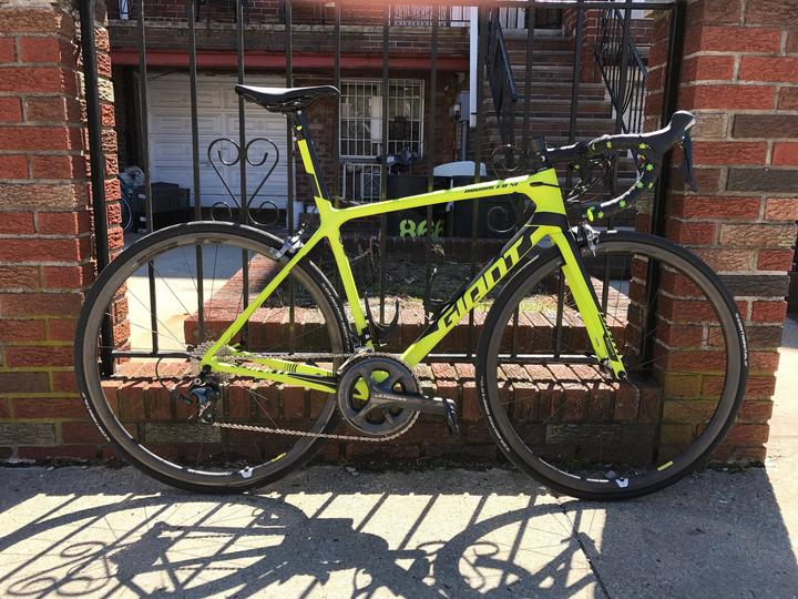 d95414c939d FS: [Complete] 2016 Giant TCR ADVANCED SL 2 - M (NYC, USA) - $1900 ...