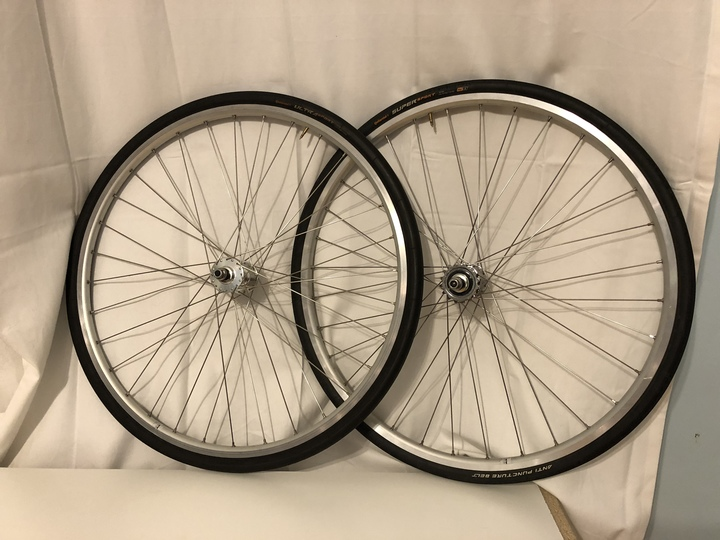 FS: Surly Ultra Hubs with Mavic rims track wheelset - Pedal Room