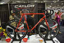 Caylor Red Track Bike