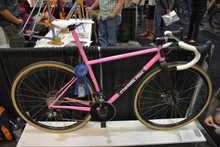 English Cycles Pink Road Bike