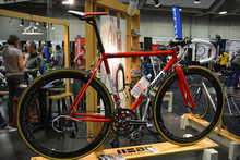 Mosaic Red Road Bike