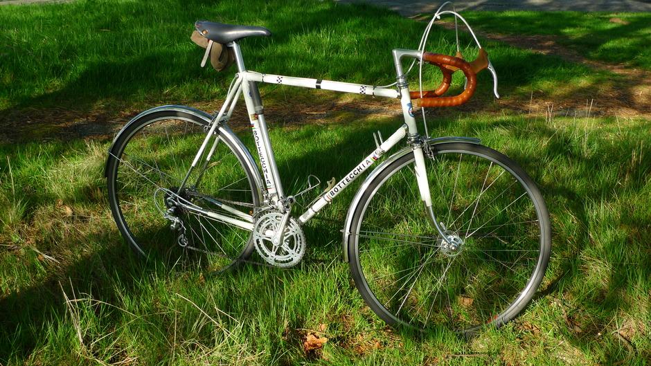 1970 Bottecchia Professional - Pedal Room