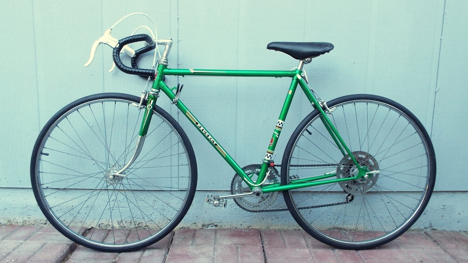 1972 Peugeot Uo 8 Green Sold Pedal Room