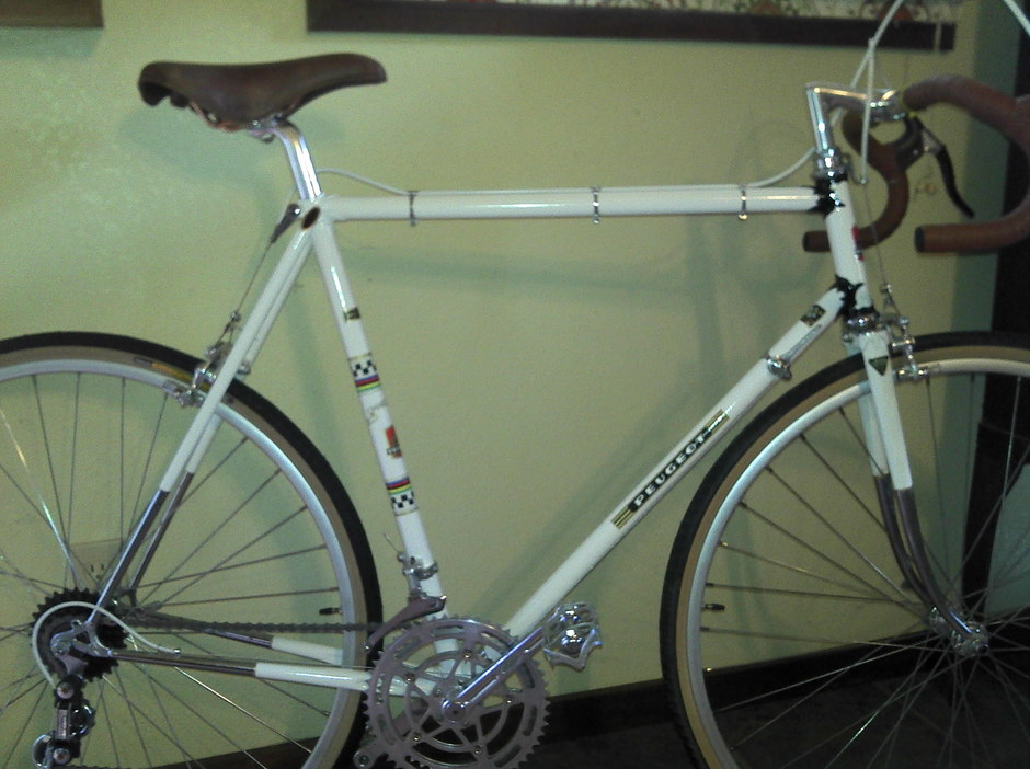 High Country Tire >> 1974 Peugeot PX 10-E - Pedal Room