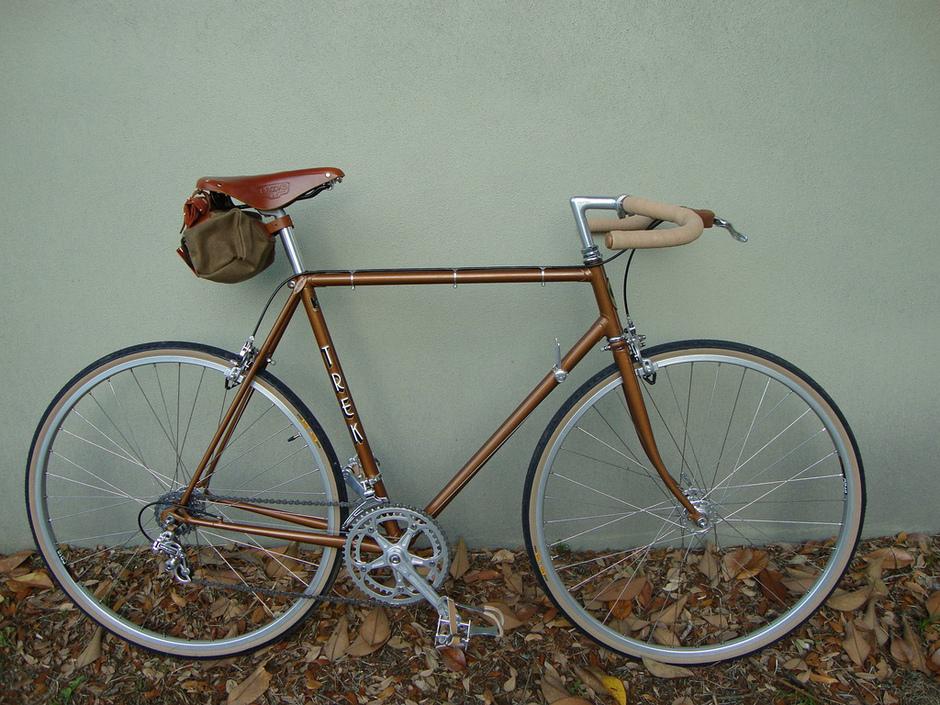 Best Brake Pads >> 1981 Trek 613 - Pedal Room