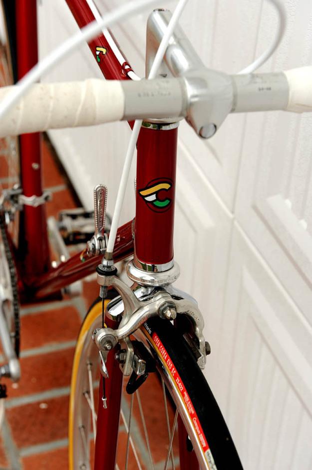 1982 Cinelli Supercorsa Pedal Room