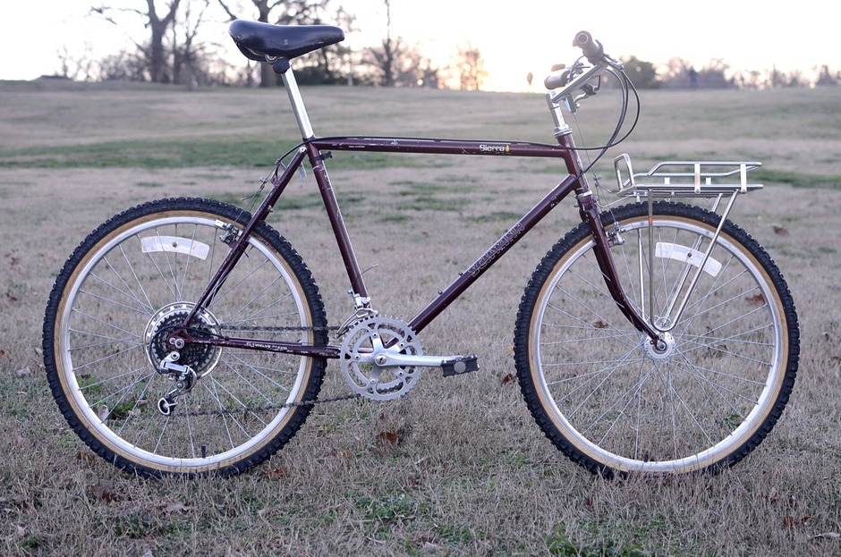 1984 Schwinn Sierra