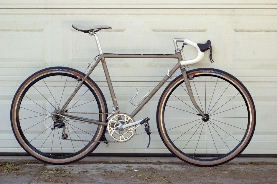 1984 Trek 520 Touring Bike Pedal Room