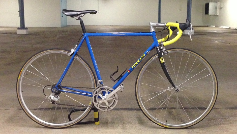 Spd Sl Pedals >> 1985 Tommaso Campagnolo 9 speed - Pedal Room