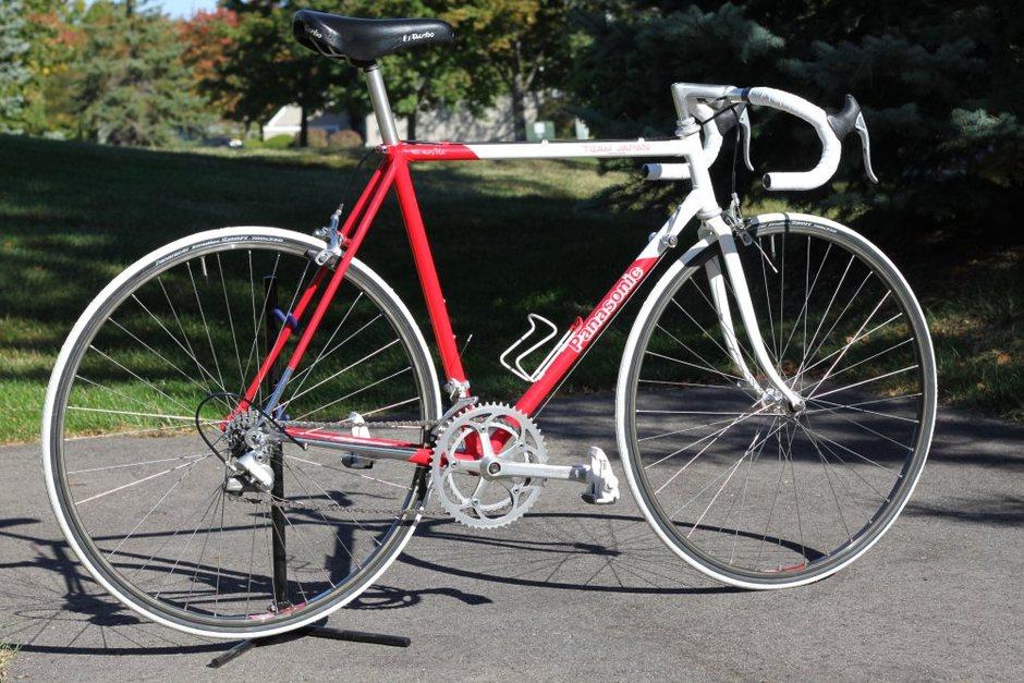 1986 Panasonic Team Japan 2 Pedal Room