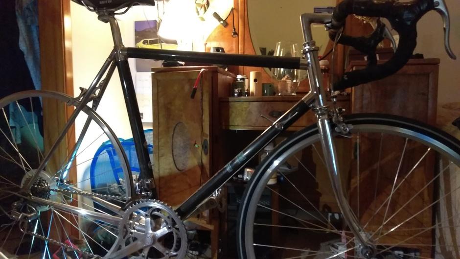 1987 88 Trek 2500 Pedal Room