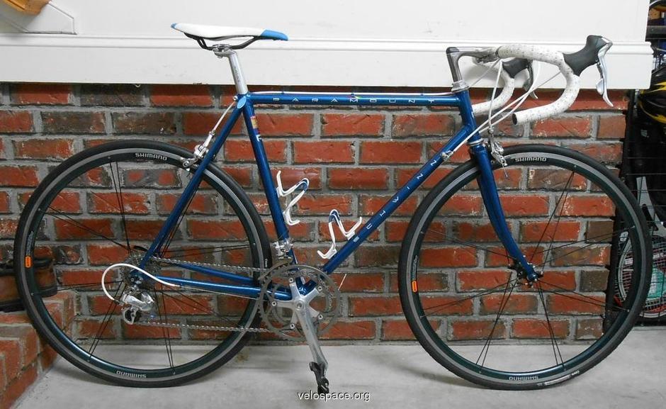 1987 Schwinn Paramount Pedal Room