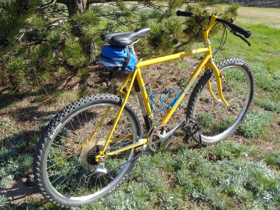 Mountain Bike Crankset >> 1987 Specialized Rockhopper - Pedal Room
