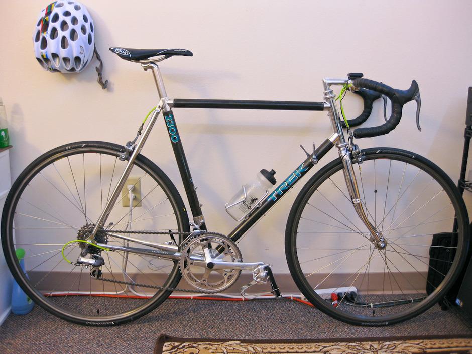 2004 Trek Specifications Manual - Trek Bicycle