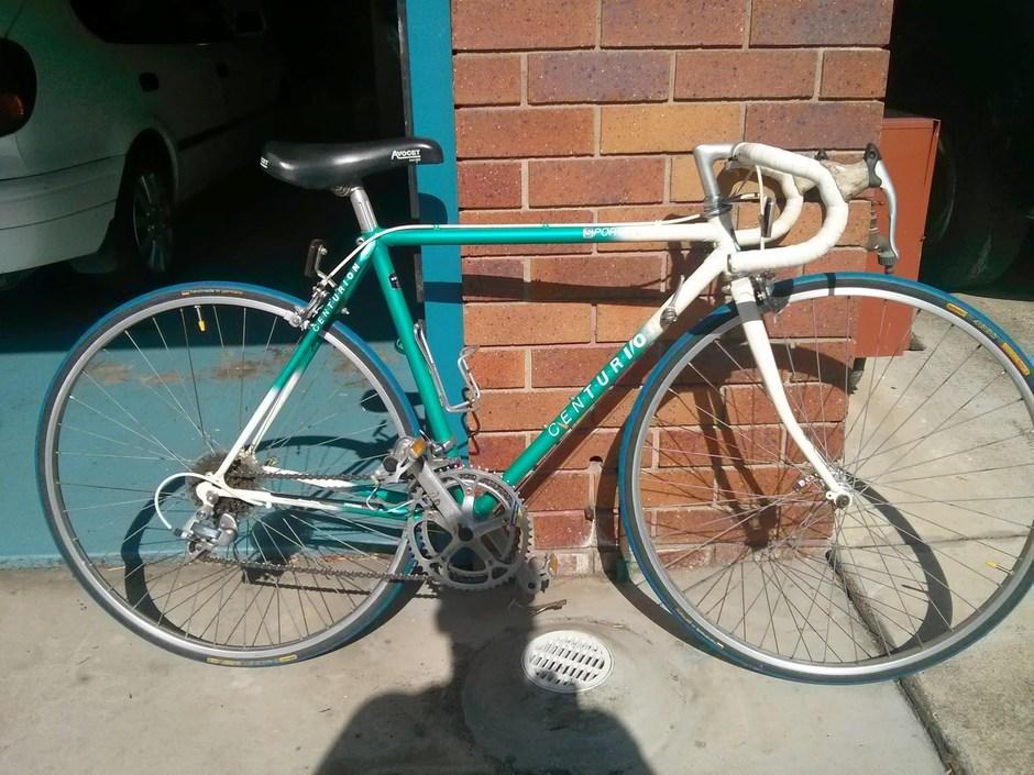 1988 Centurion Sport Dlx Pedal Room