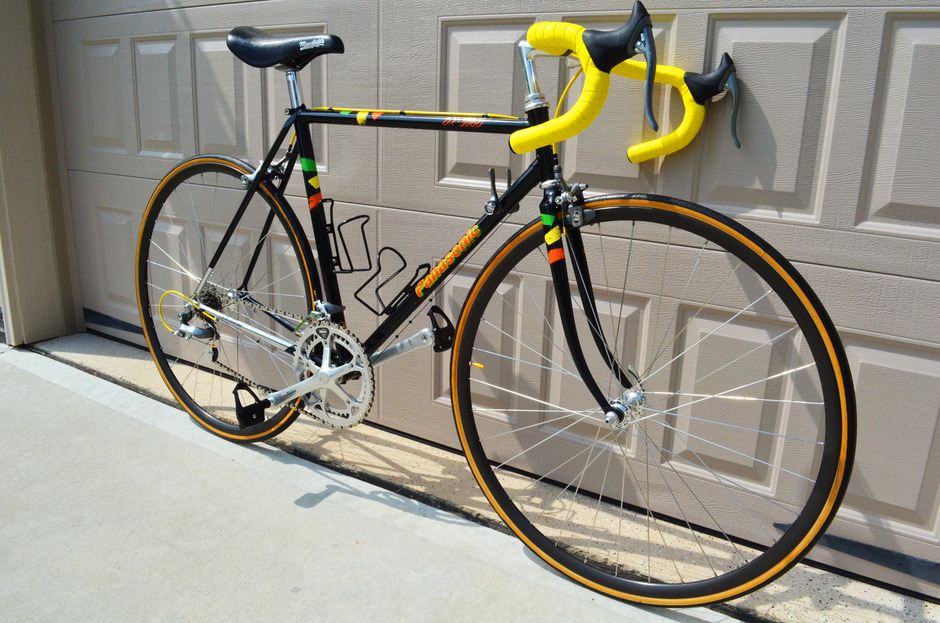 National Tire And Wheel >> 1988 Panasonic DX-5000 - Pedal Room