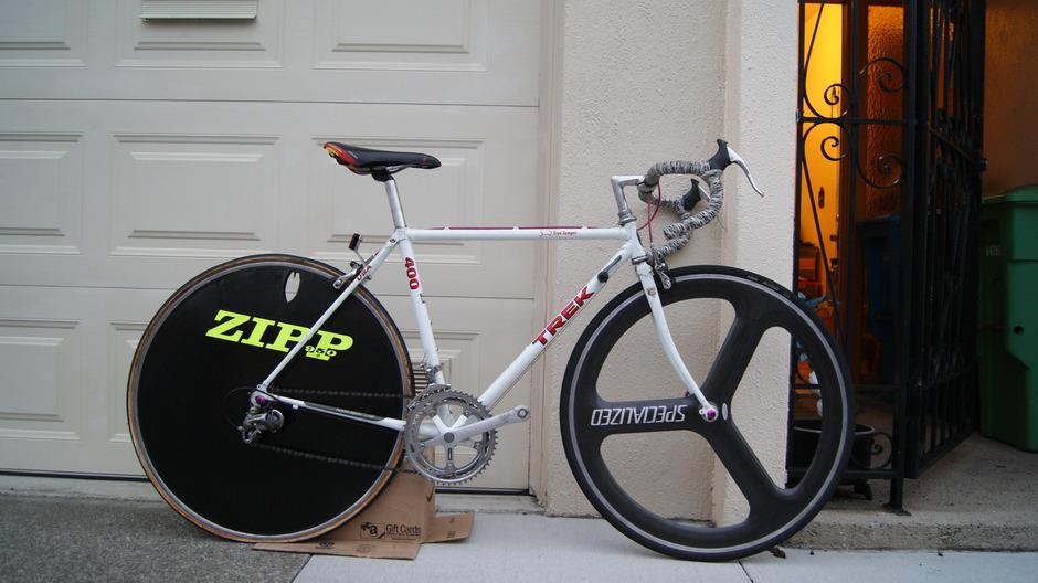 1991 Trek 1000 Road Bike: 1991 Trek 830 Antelope