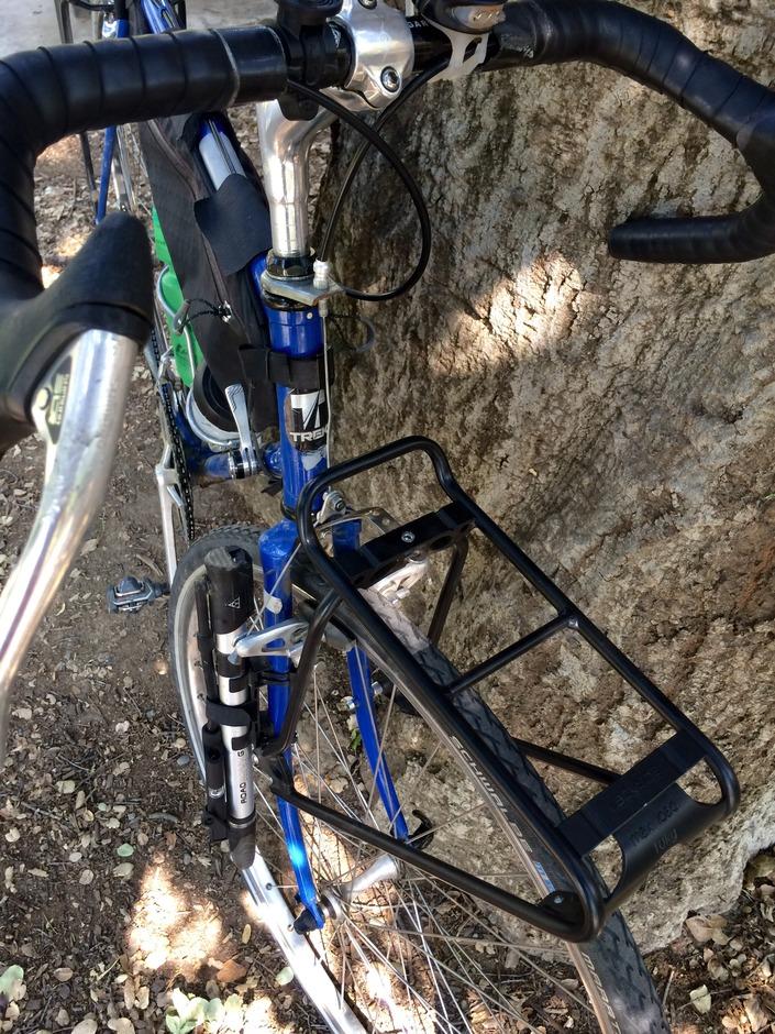 1988 Trek 520 Touring Road Bike Pedal Room