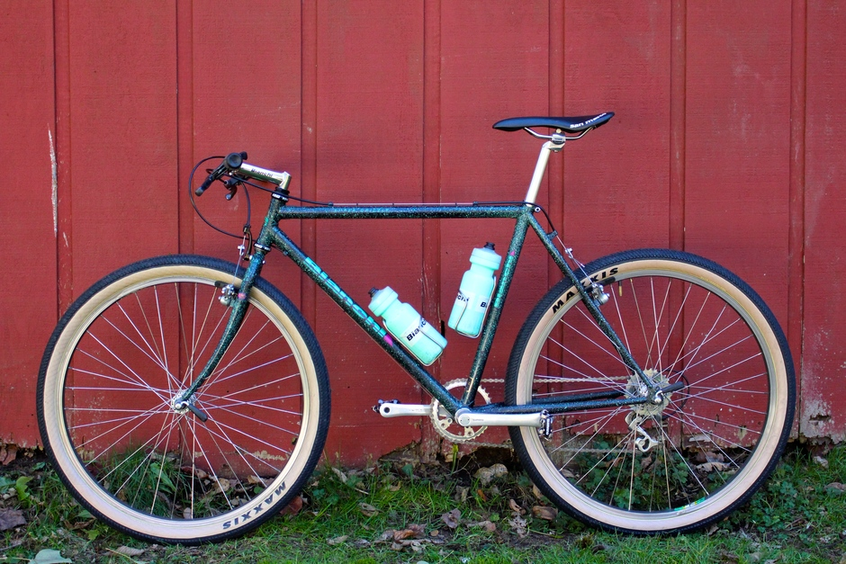 Mountain Bike Crankset >> 1989 Bianchi Super Grizzly - Pedal Room