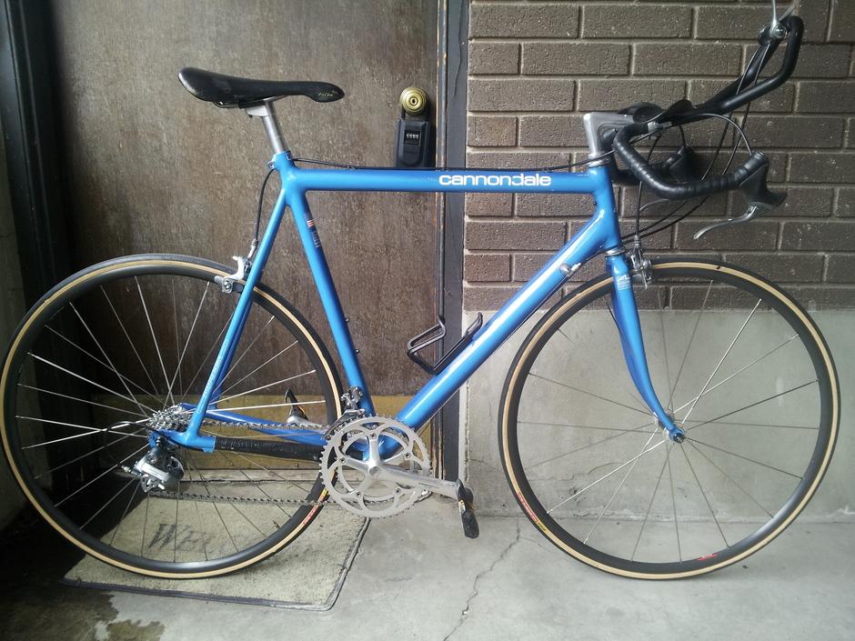 Cannondale Bikes For Sale >> 1989 Cannondale SR2000 - Pedal Room