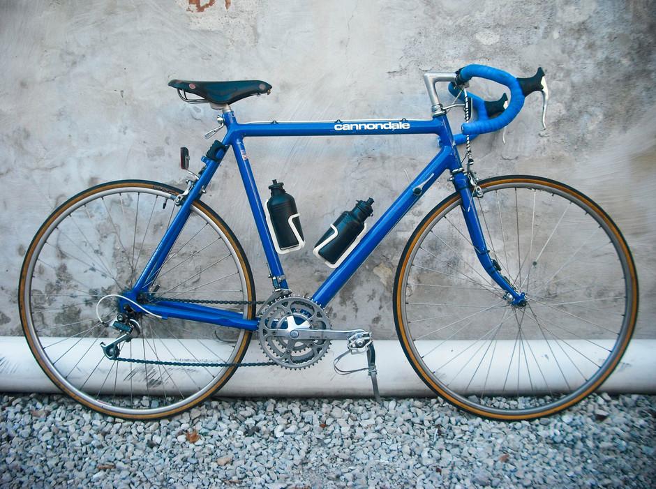 Bike Cannondale Sr400 cannondale st