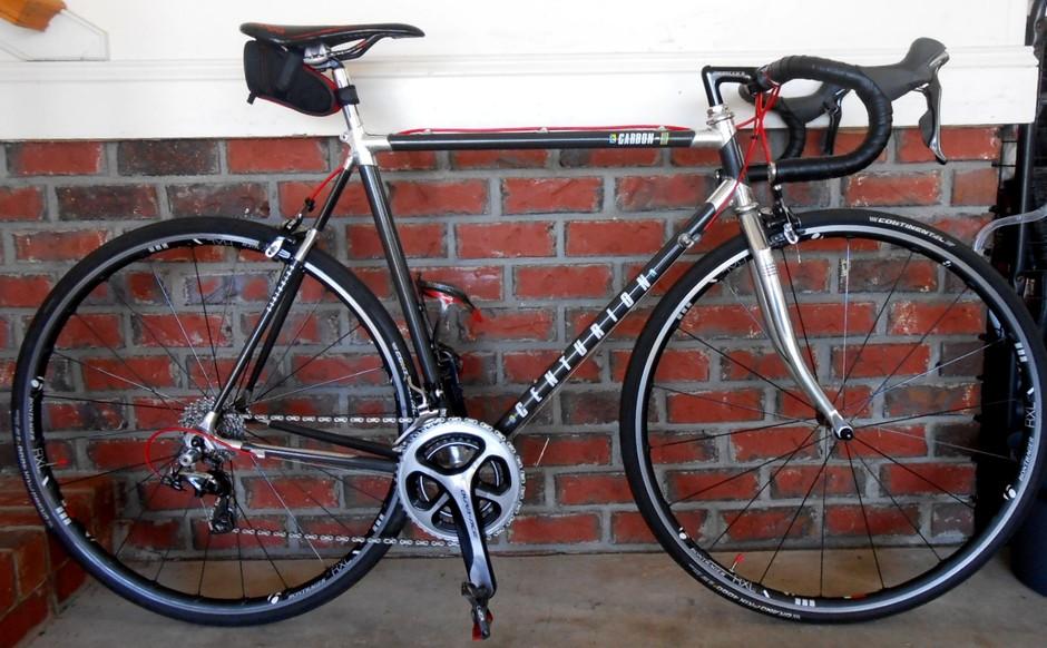 1989 Centurion Carbon R Pedal Room