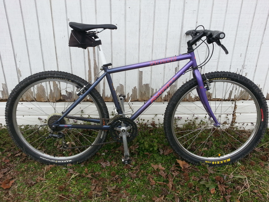 Mountain Bike Crankset >> 1992 Specialized Rockhopper - Pedal Room