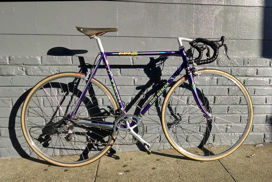 1996 Eddy Merckx Strada - Pedal Room