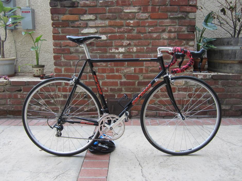 1997 Serotta Atlanta - Pedal Room