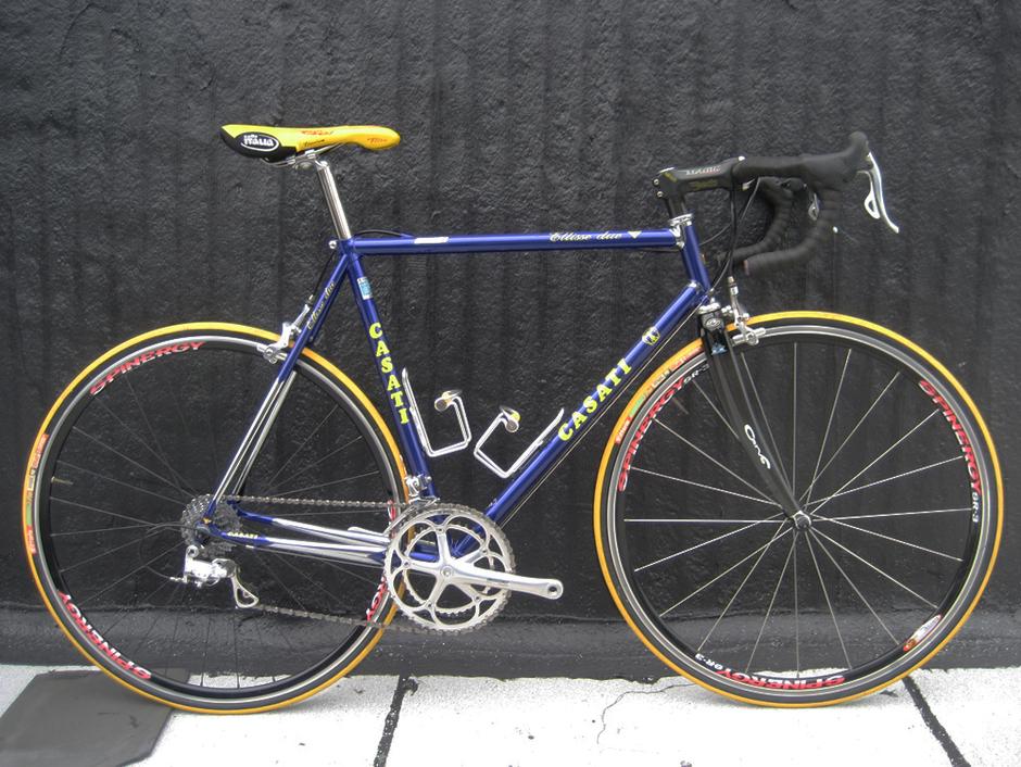2000 Casati Ellisse Due Pedal Room