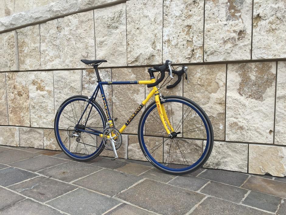 Lemond Zurich - Pedal Room