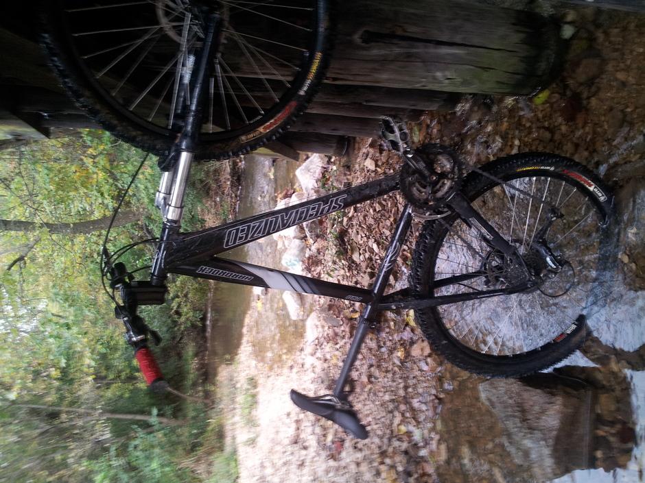Mountain Bike Crankset >> 2005 Specialized HardRock Pro Disc - Pedal Room