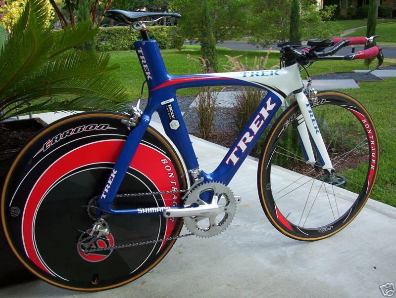 2006 Trek Oclv Team Time Trial Pedal Room
