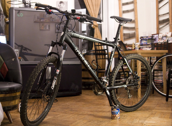 2008 Trek 6000 Pedal Room