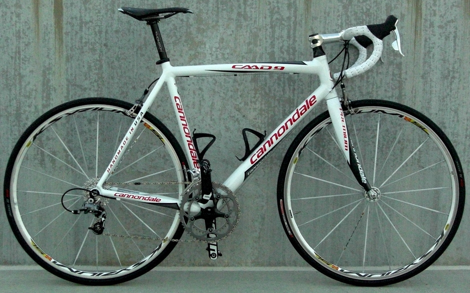 Performance Wheel And Tire >> 2010 Cannondale Caad9 - Pedal Room