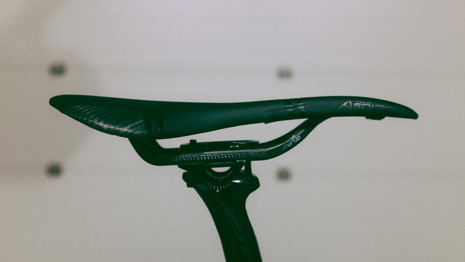2011 Cannondale CAAD10-5 - Pedal Room
