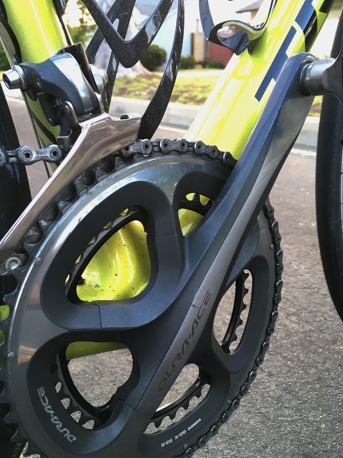 2011 Custom Trek Madone 6 9 Ssl Pedal Room