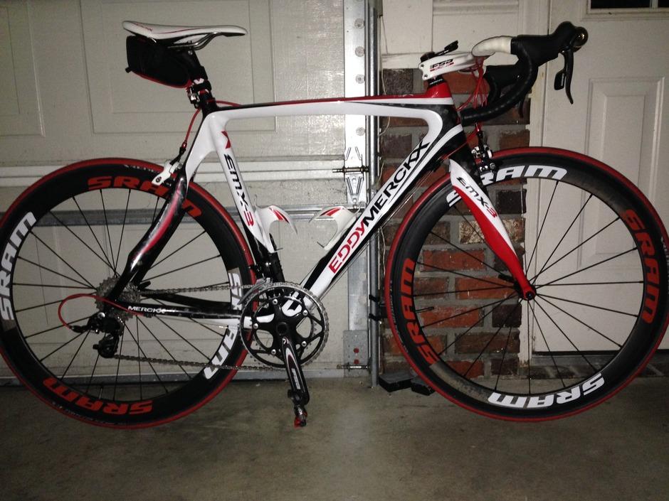 2011 Eddy Merckx Emx 3 Pedal Room