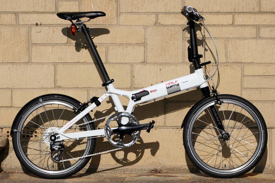 2011 Giant Halfway 1 Folding Bike