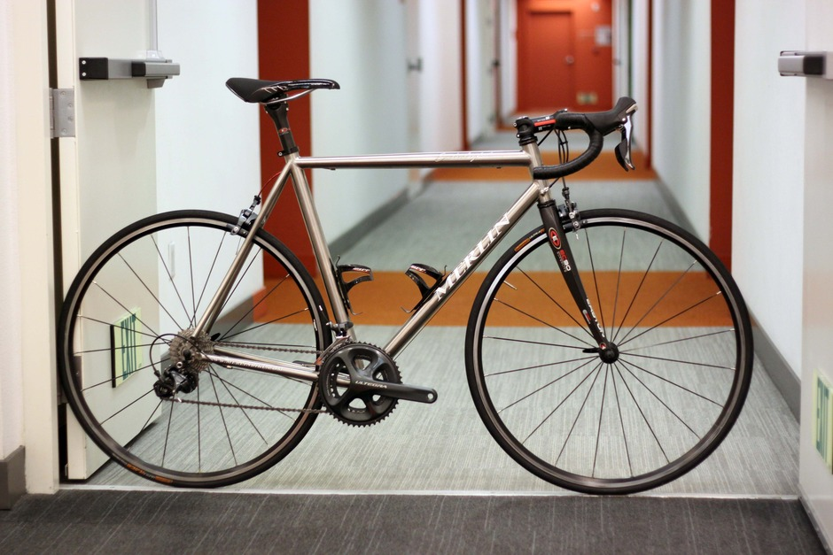 Building My First Bike, and it's a Merlin! - Bike Forums