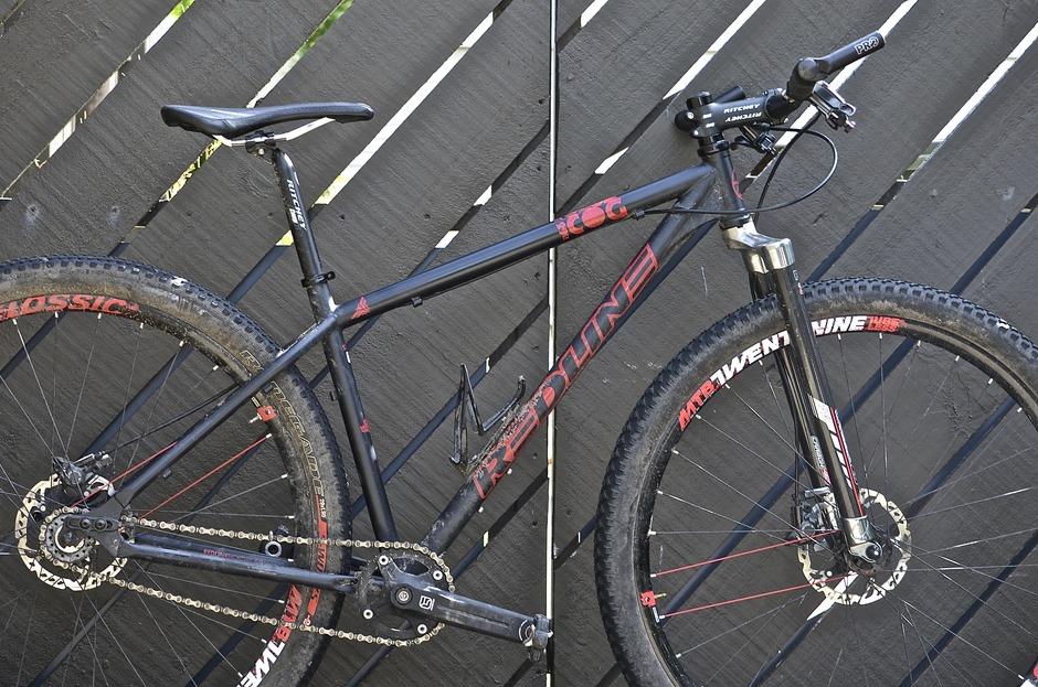 Mountain Bike Crankset >> 2011 Redline Monocog Flightline 29er - Pedal Room