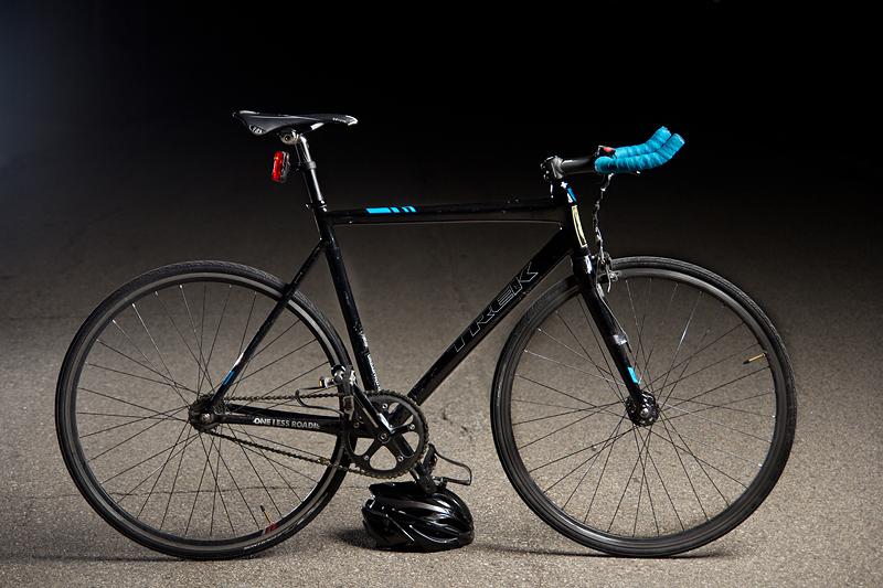 2011 Trek T1 Pedal Room
