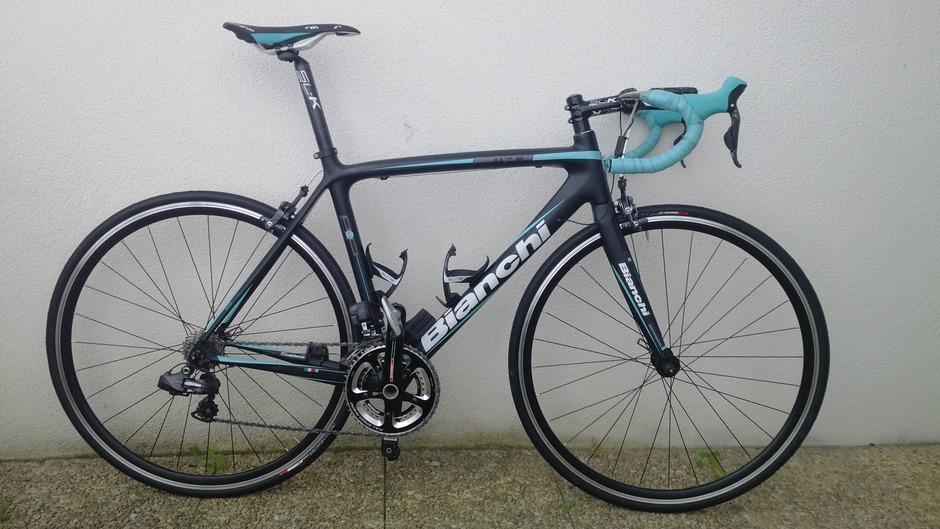 Electric Pedal Bike >> 2012 Bianchi Sempre Di2 Race Bike - Pedal Room
